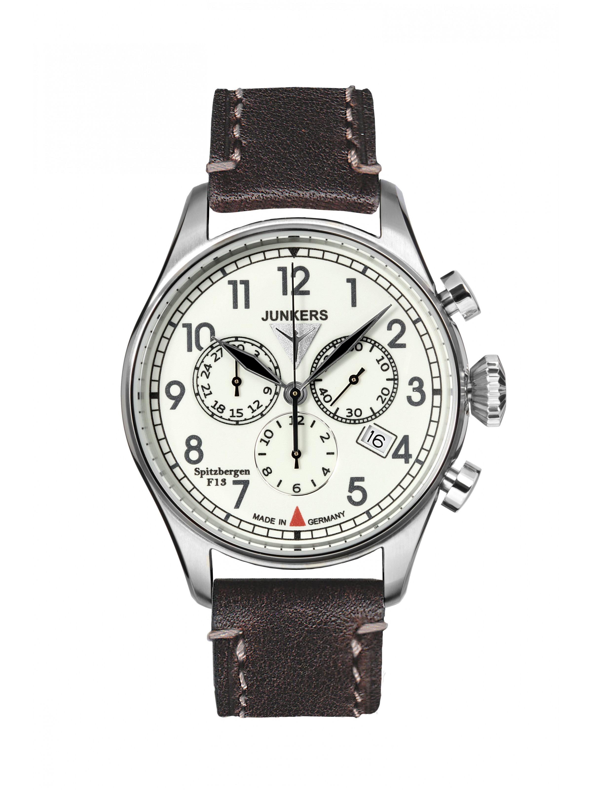 Junkers Spitzbergen Expedition Chronograph 6186-5