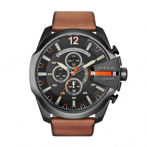 Diesel Herrenuhr MEGA CHIEF Chronograph DZ4343