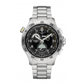 Hamilton Khaki Aviation Worldtimer Chronograph H76714135