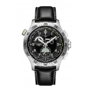 Hamilton Khaki Aviation Worldtimer Chrononlgraph H76714735