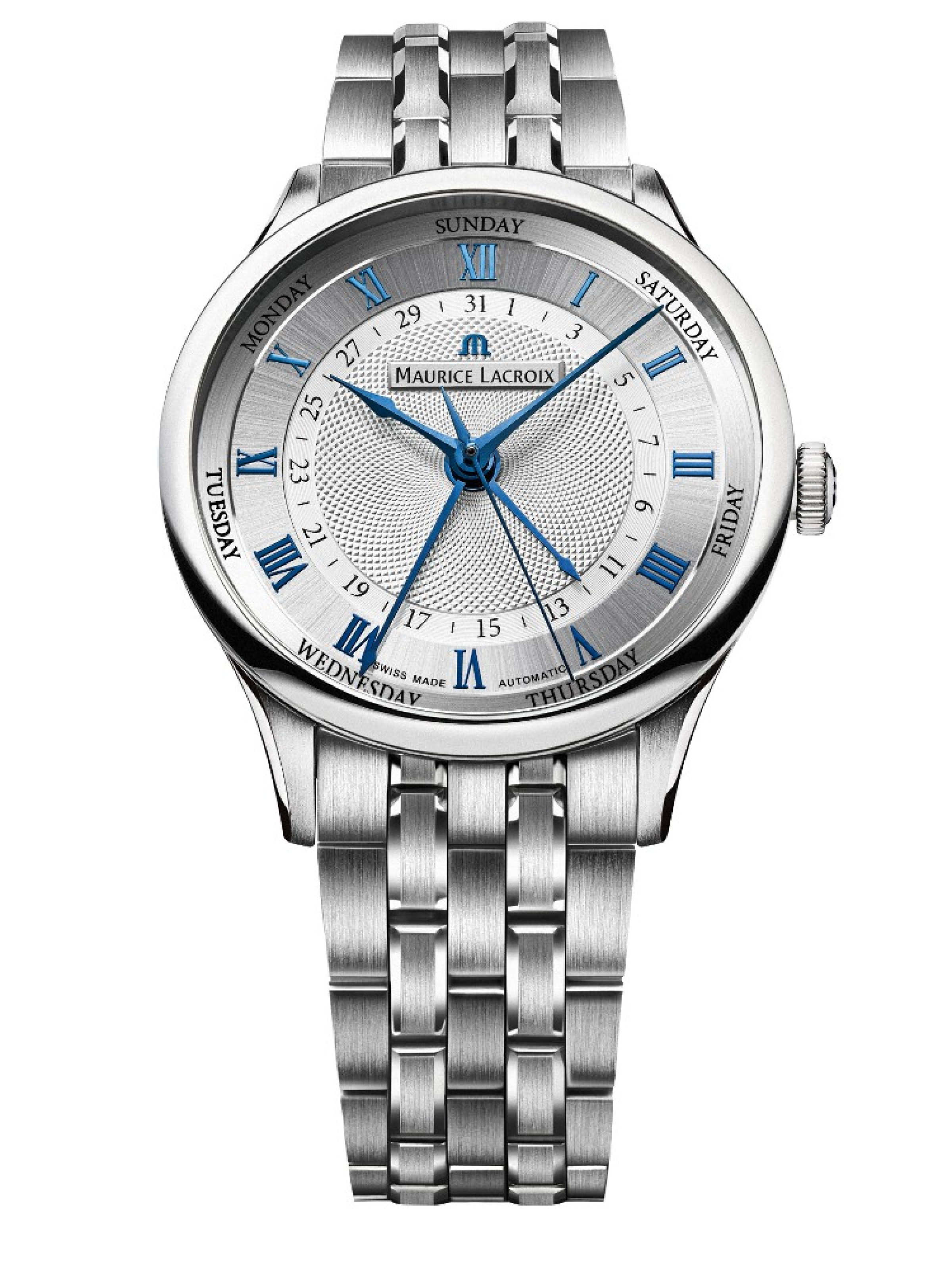 Maurice Lacroix Masterpiece Tradition 5 Aiguilles MP6507-SS002-110-1