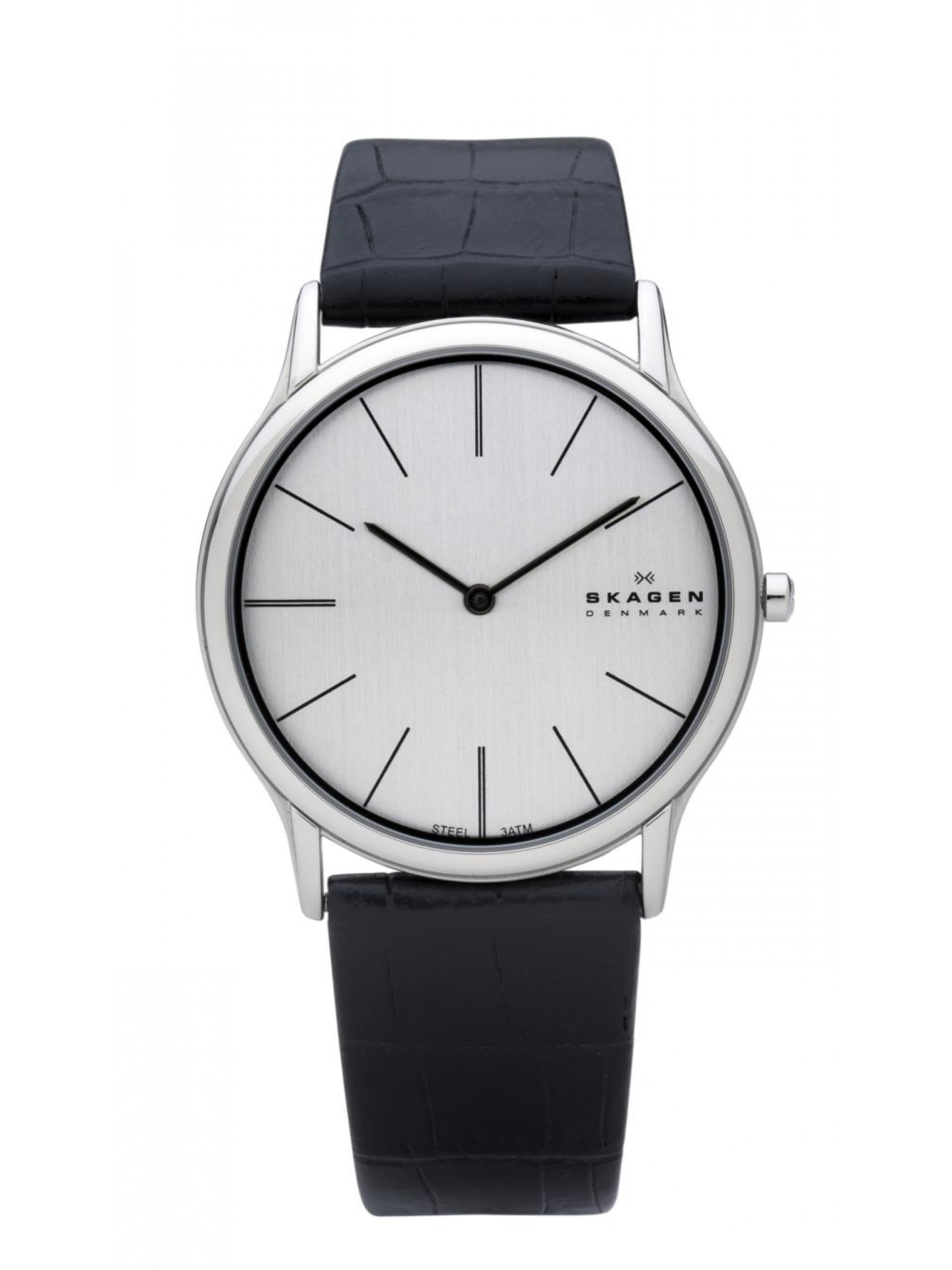 Skagen Steel 858XLSLC Watch