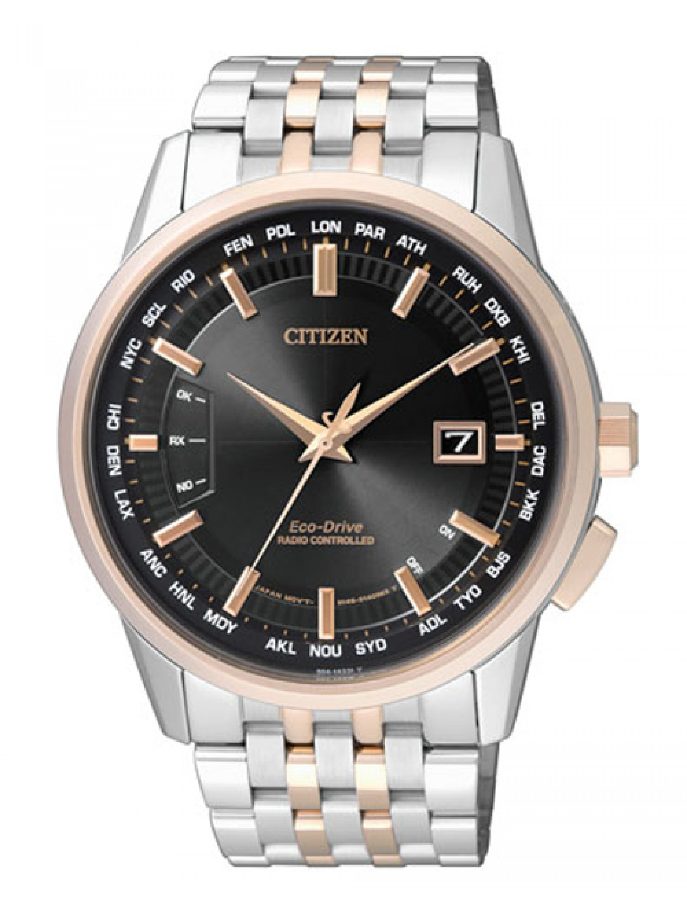 Citizen Funkuhr CB0156-66E