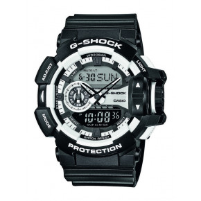 Casio G-Shock Chronograph GA-400-1AER