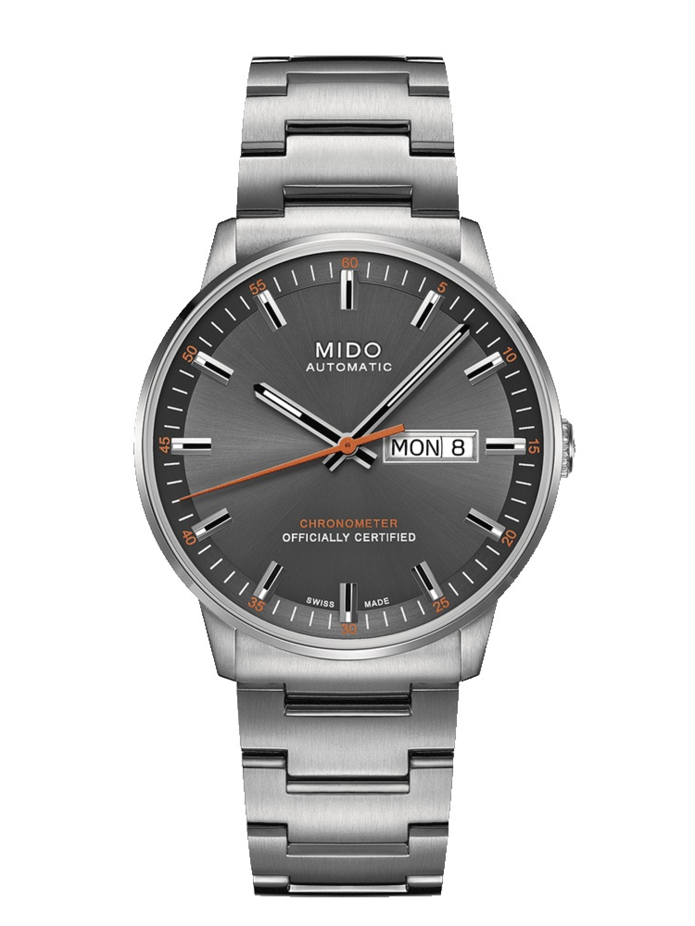 Mido Commander II Chronometer M021.431.11.061.01