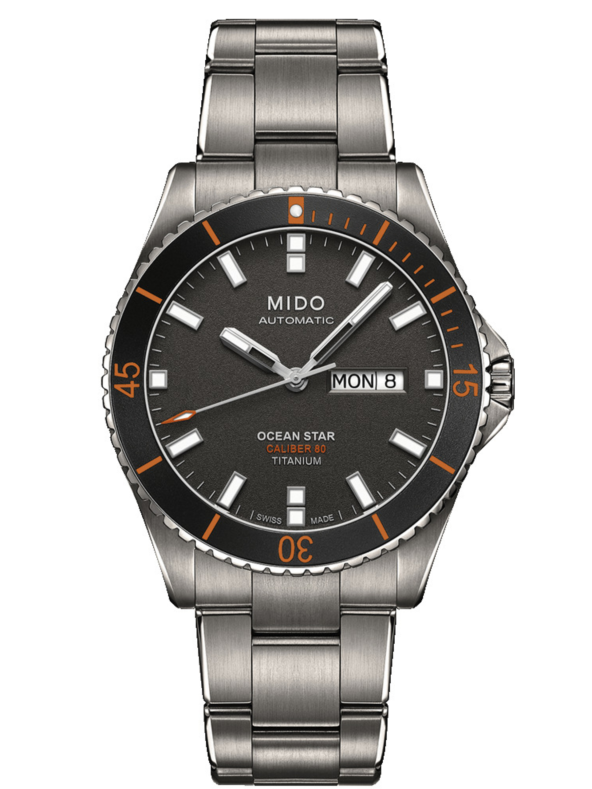 Mido Ocean Star Captain M026.430.44.061.00