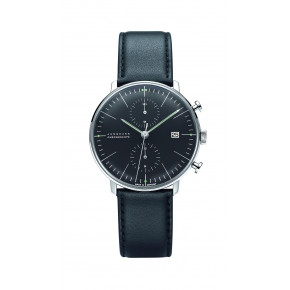Junghans Max Bill Chronoscope 027/4601.00 Watch