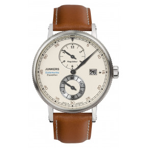 Junkers Expedition Südamerika Herrenuhr 6512-1