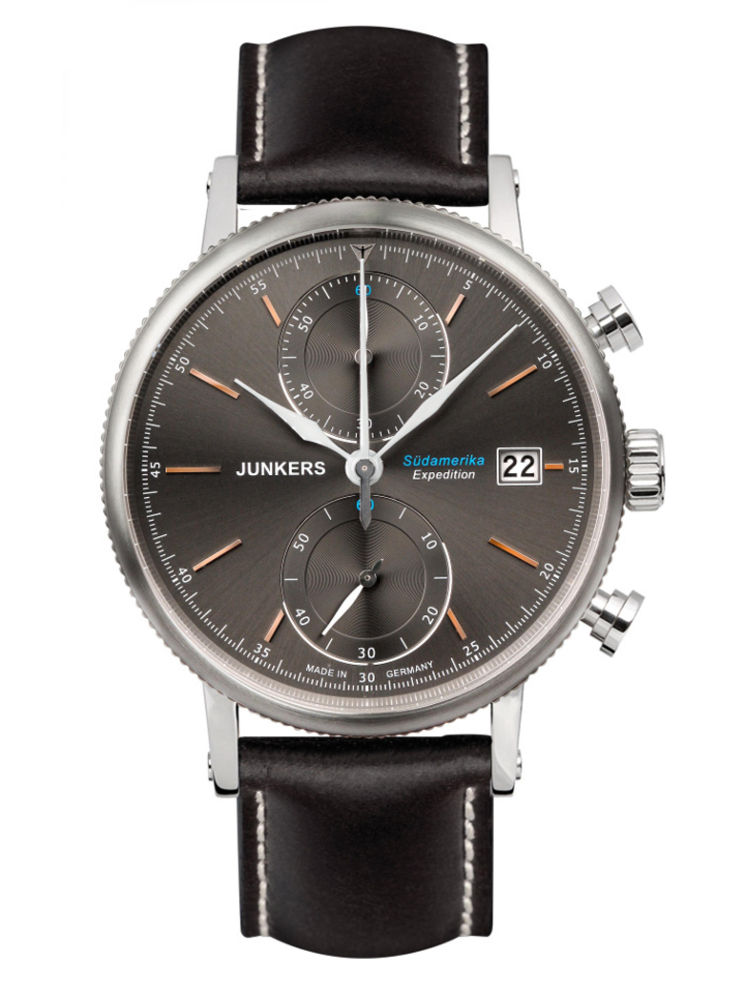 Junkers Expedition Südamerika Chronograph 6588-2