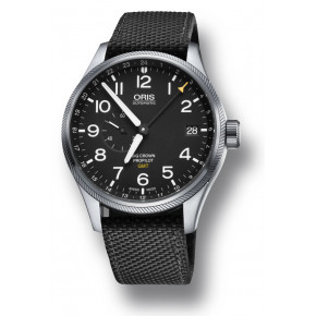 Oris Big Crown ProPilot GMT, Small Second 01 748 7710 4164-07 5 22 15FC