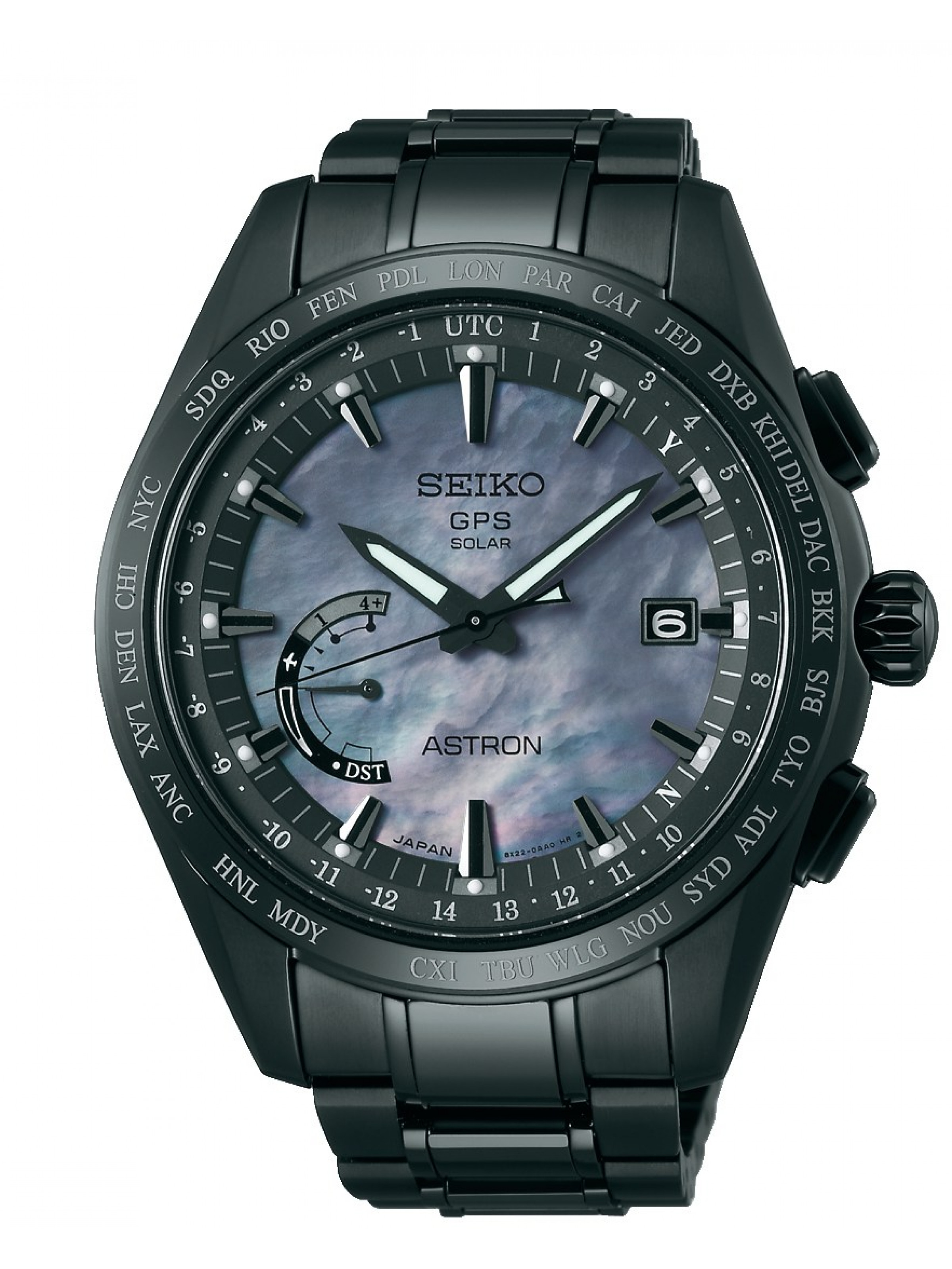 SEIKO Astron GPS SOLAR Limited Edition 2016 SSE091J1