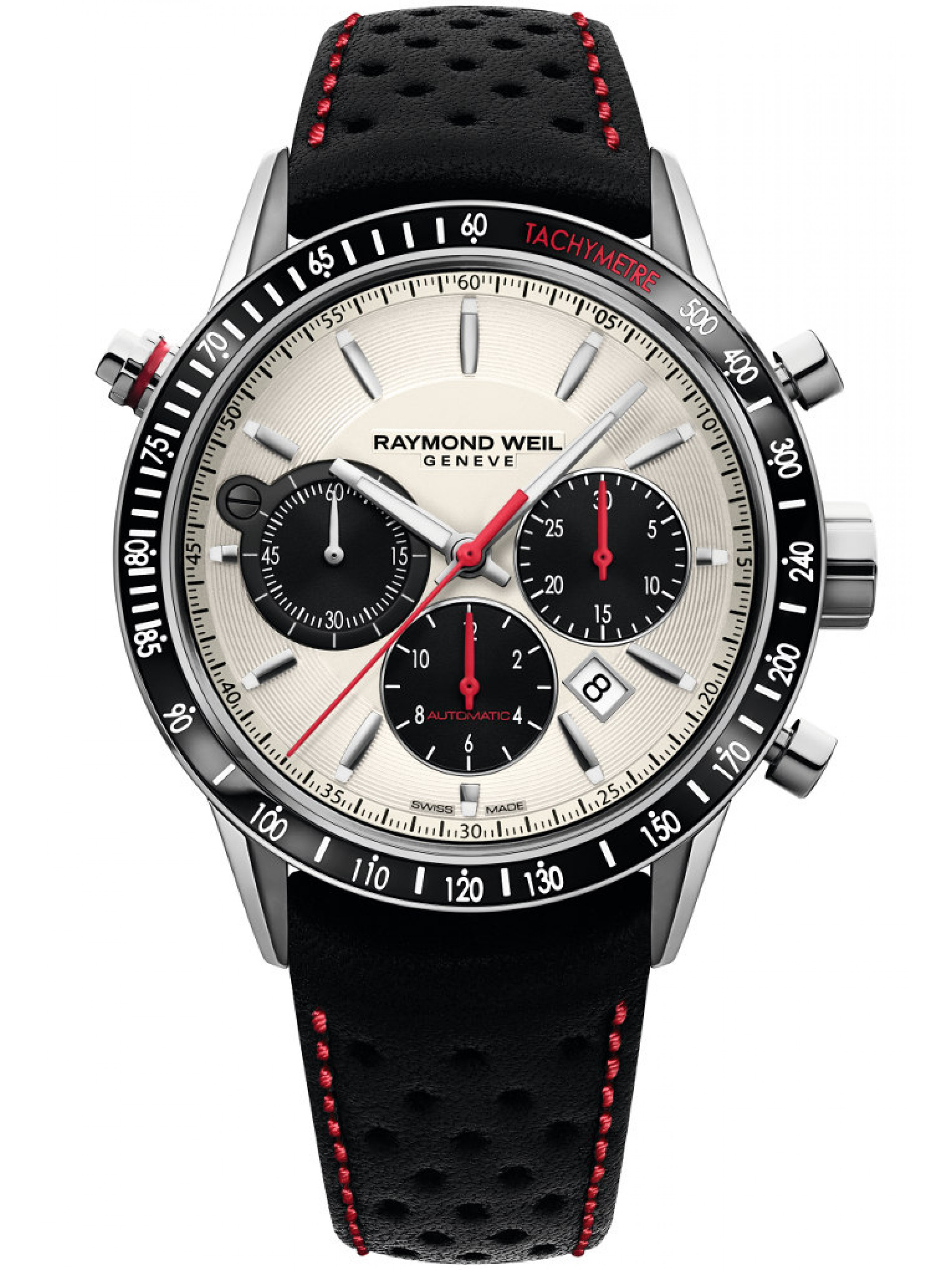 Raymond Weil Freelancer Chronograph 7740-SC1-65221