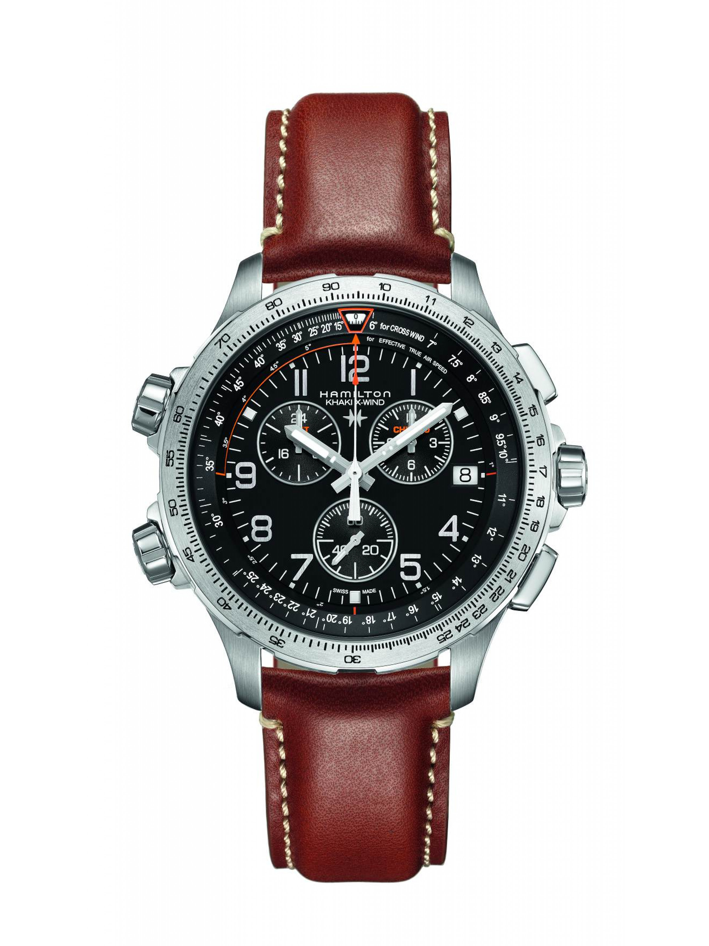 Hamilton Khaki Aviation X-Wind quartz H77912535