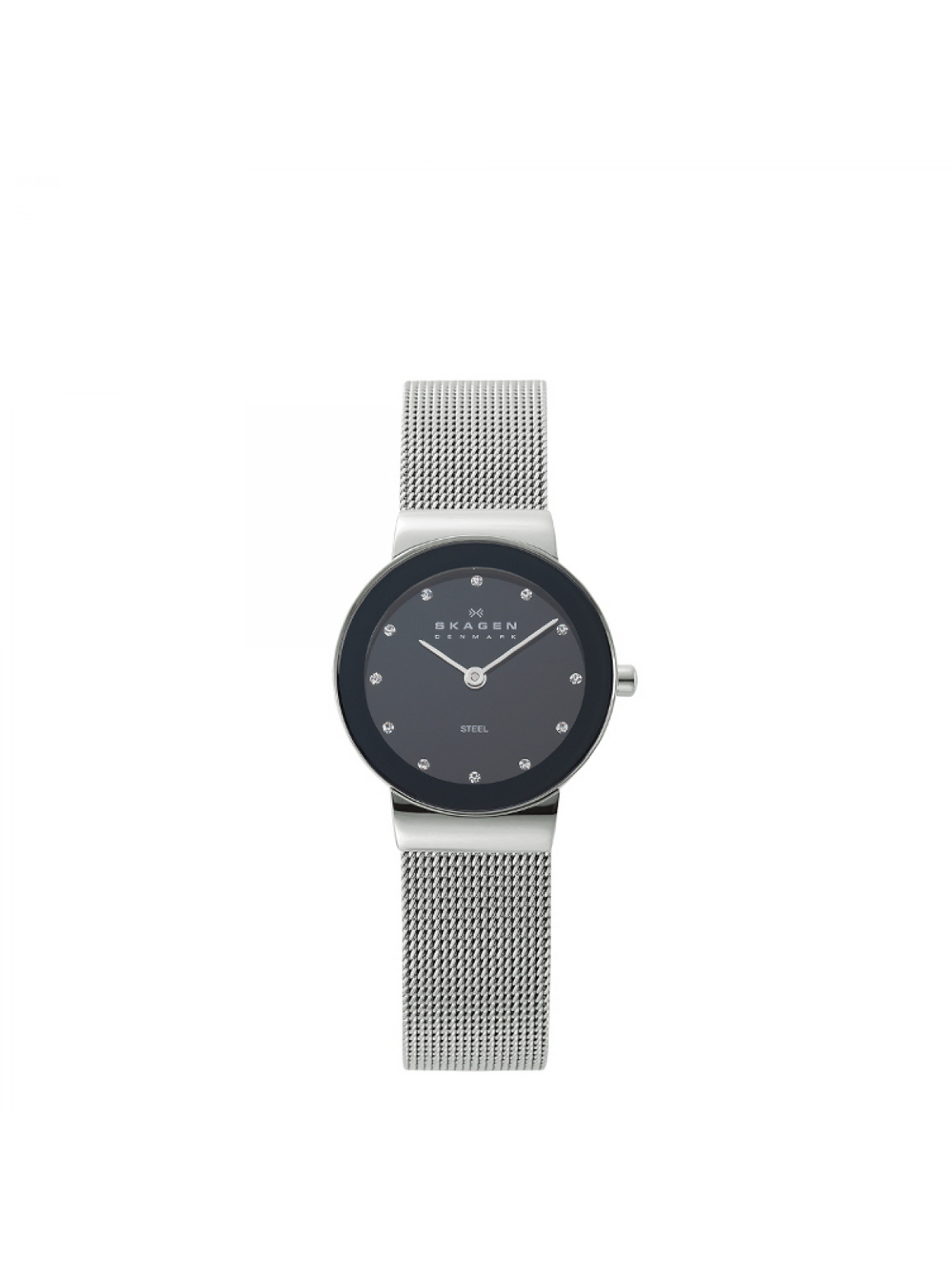 Skagen Steel 358SSSBD Watch