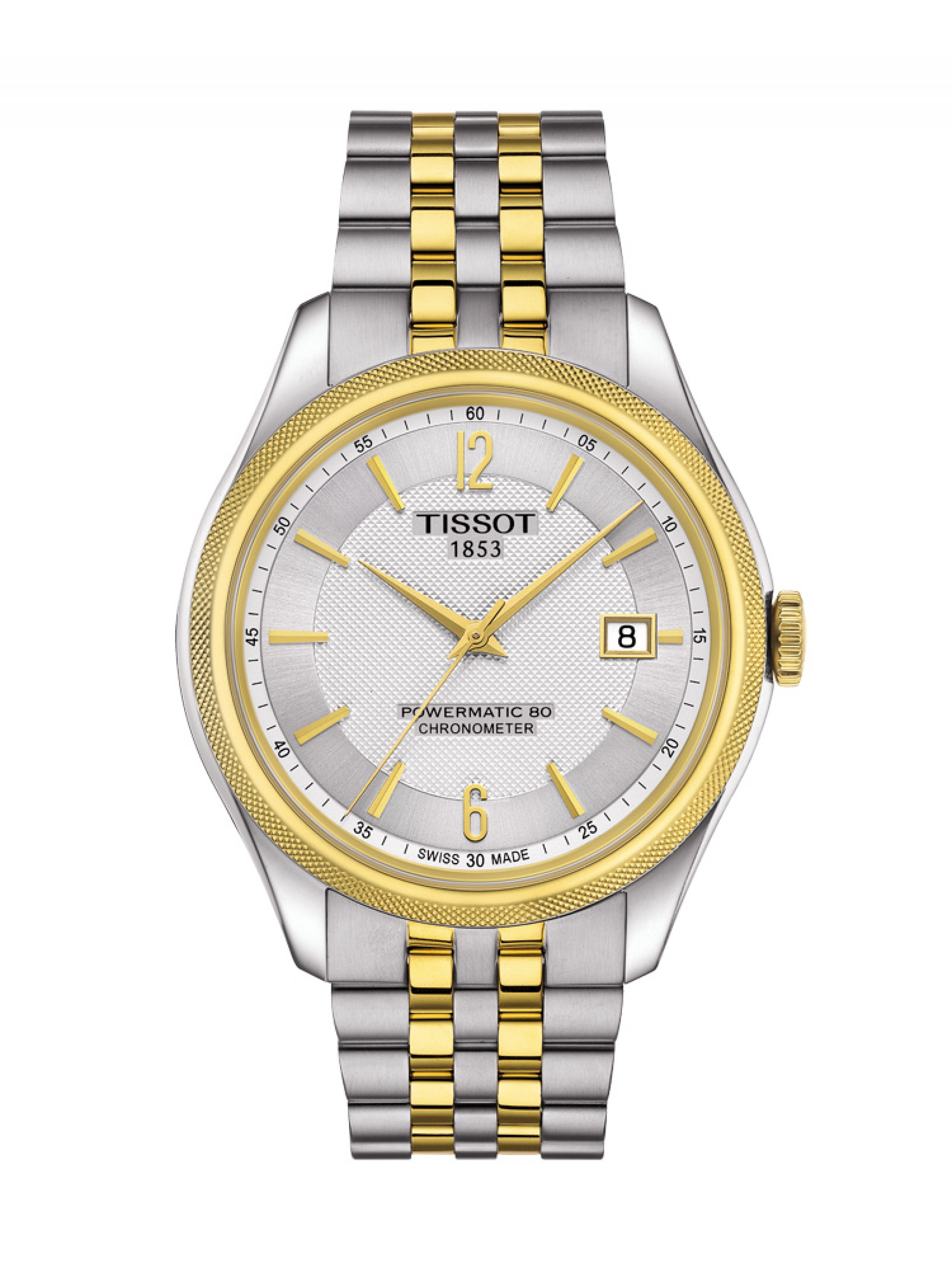 TISSOT Ballade Powermatic 80 Chronometer T108.408.22.037.00