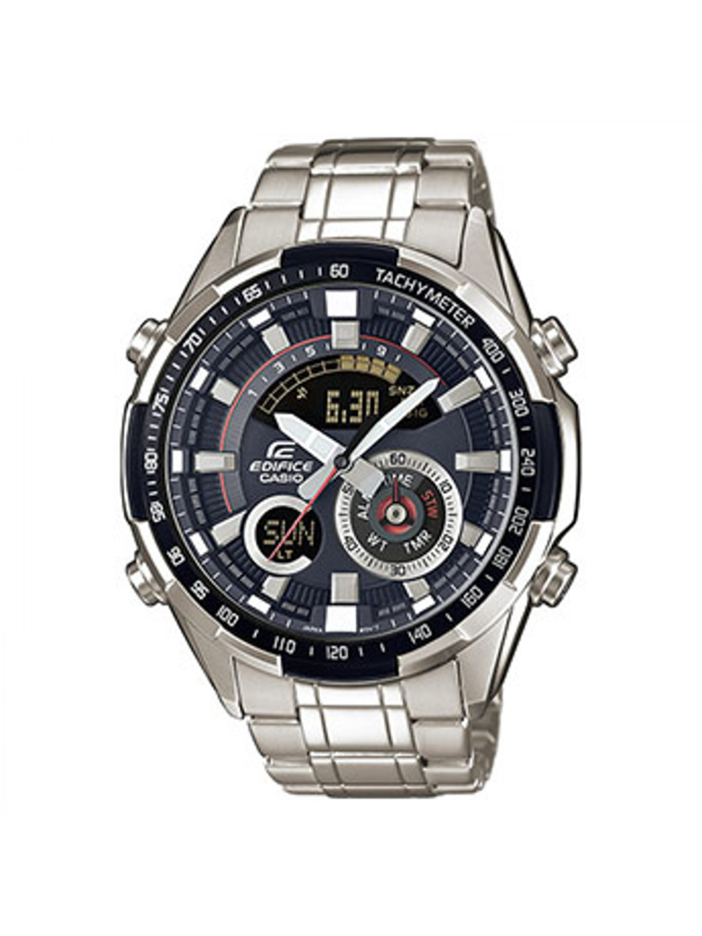 Edifice Casio Brands 539 L Chronograph Era 600d 1avuef