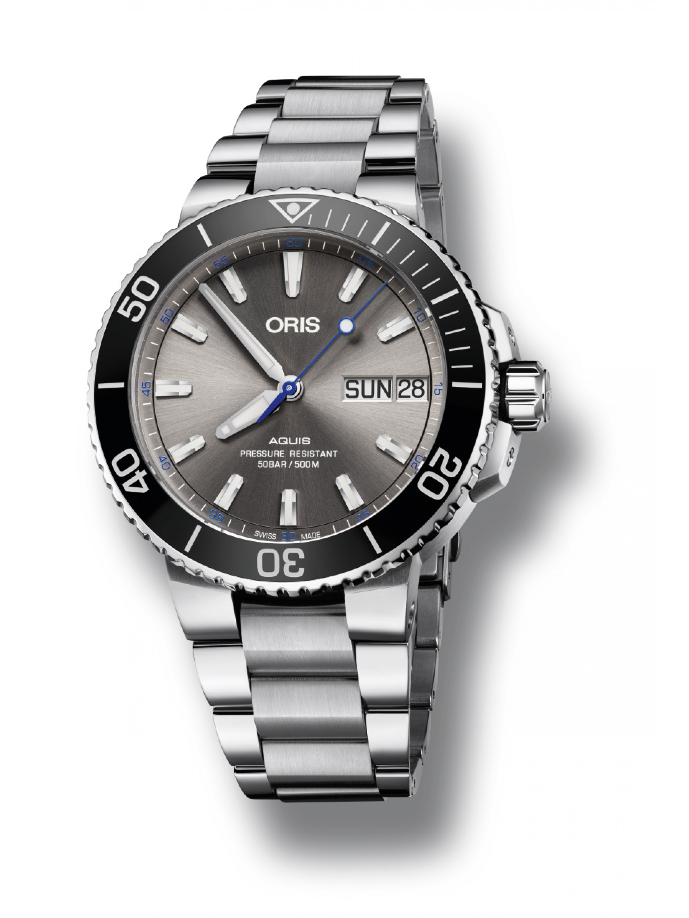 Oris Hammerhead Limited Edition 01 752 7733 4183-Set MB