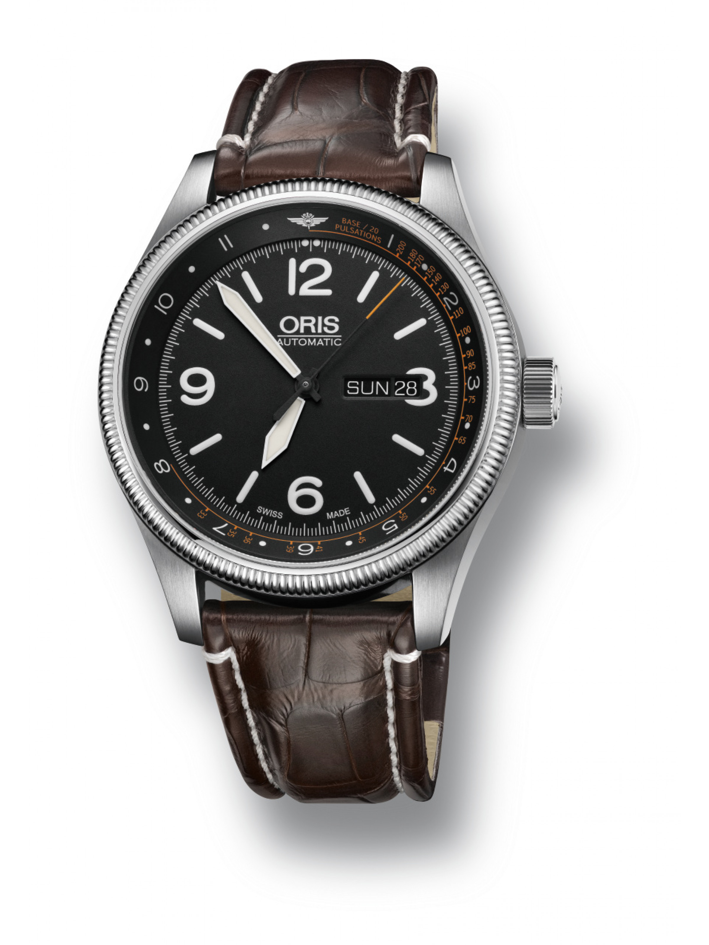 Oris Royal Flying Doctor Service Limited Edition II 01 735 7728 4084-Set LS Kroko