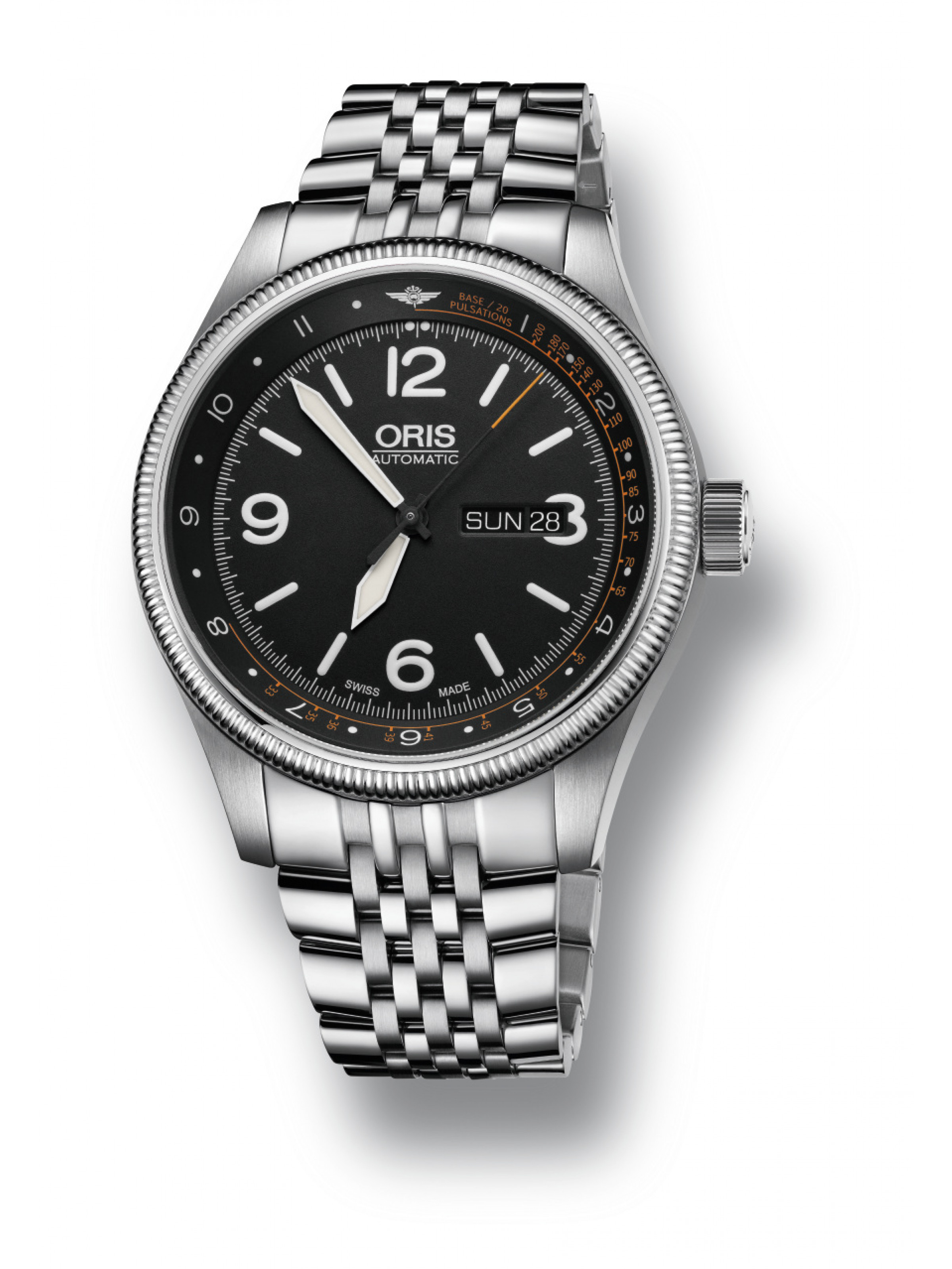 Oris Royal Flying Doctor Service Limited Edition II 01 735 7728 4084-Set MB