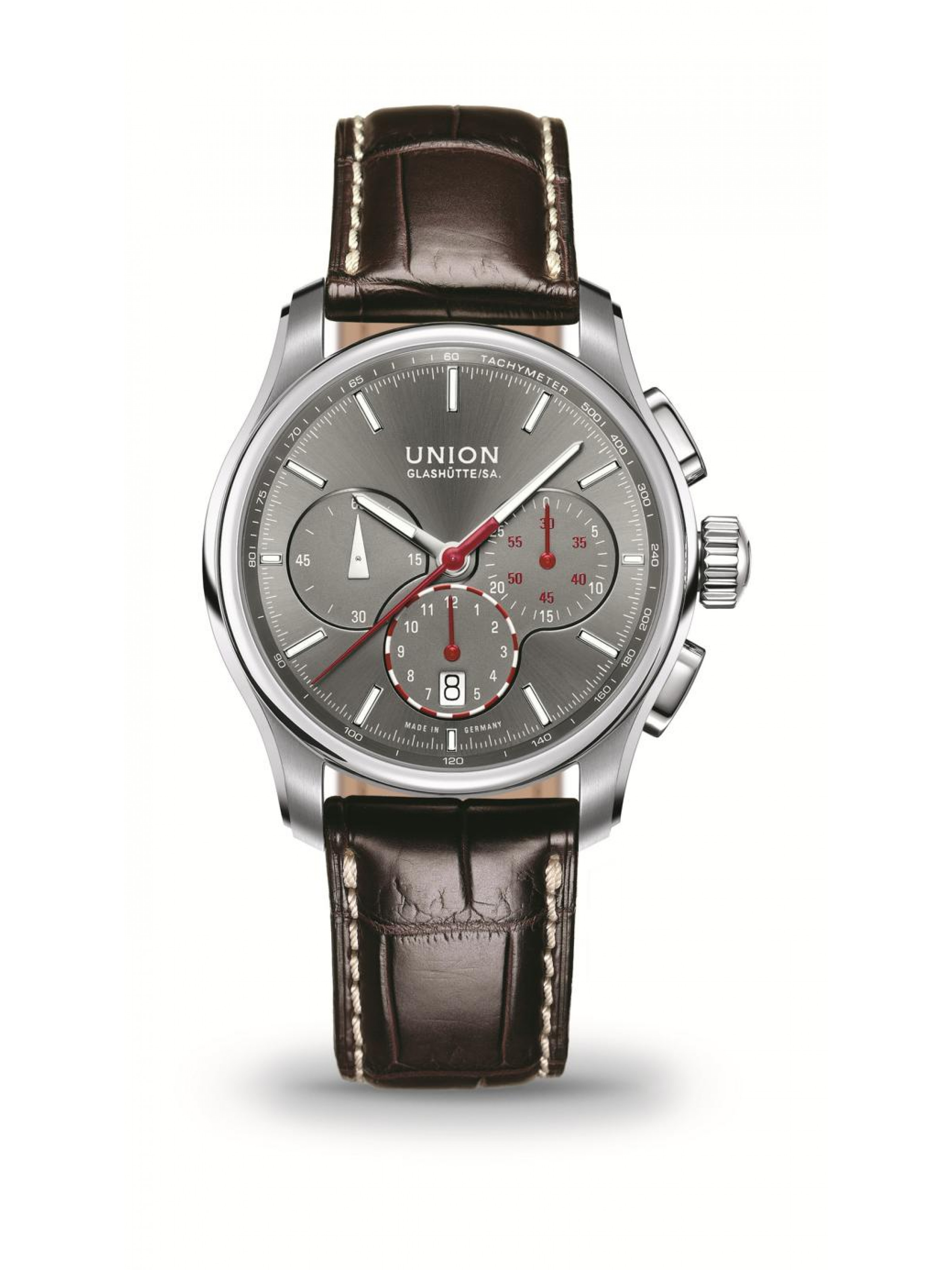 Union Glashütte Belisar Chronograph D002.427.16.081.00 Watch