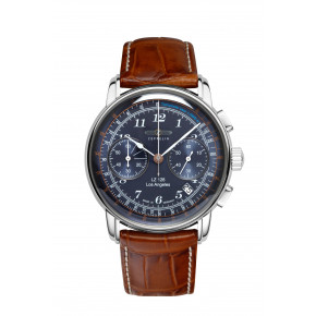 Zeppelin LZ126 Los Angeles Chronograph 7614-3