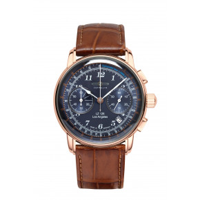 Zeppelin LZ126 Los Angeles Chronograph 7616-3