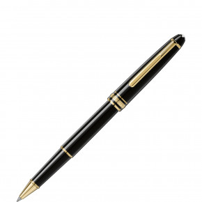 Montblanc Meisterstück Gold-Coated Classique Rollerball 12890