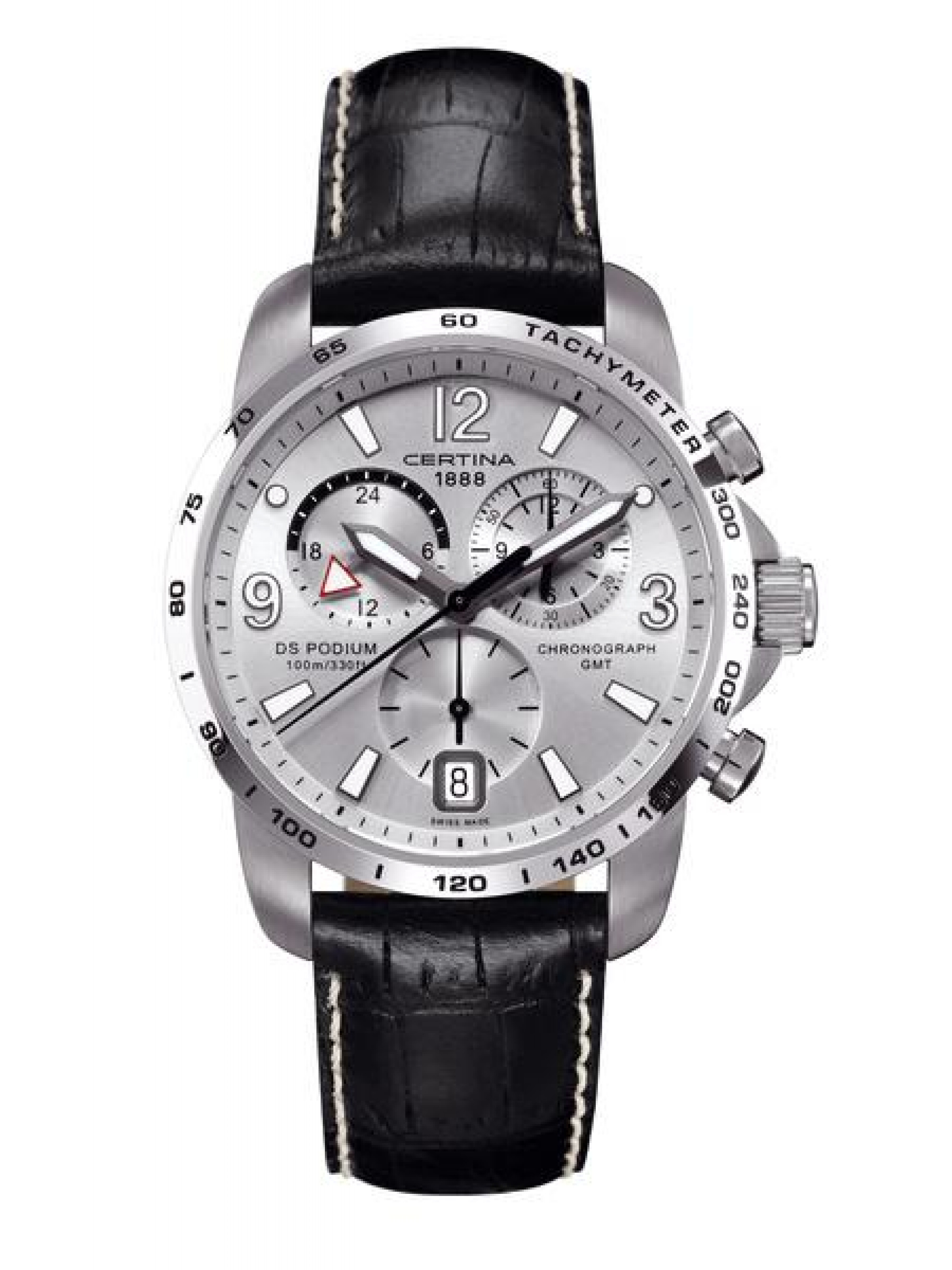 Certina DS Podium GMT C001.639.16.037.00