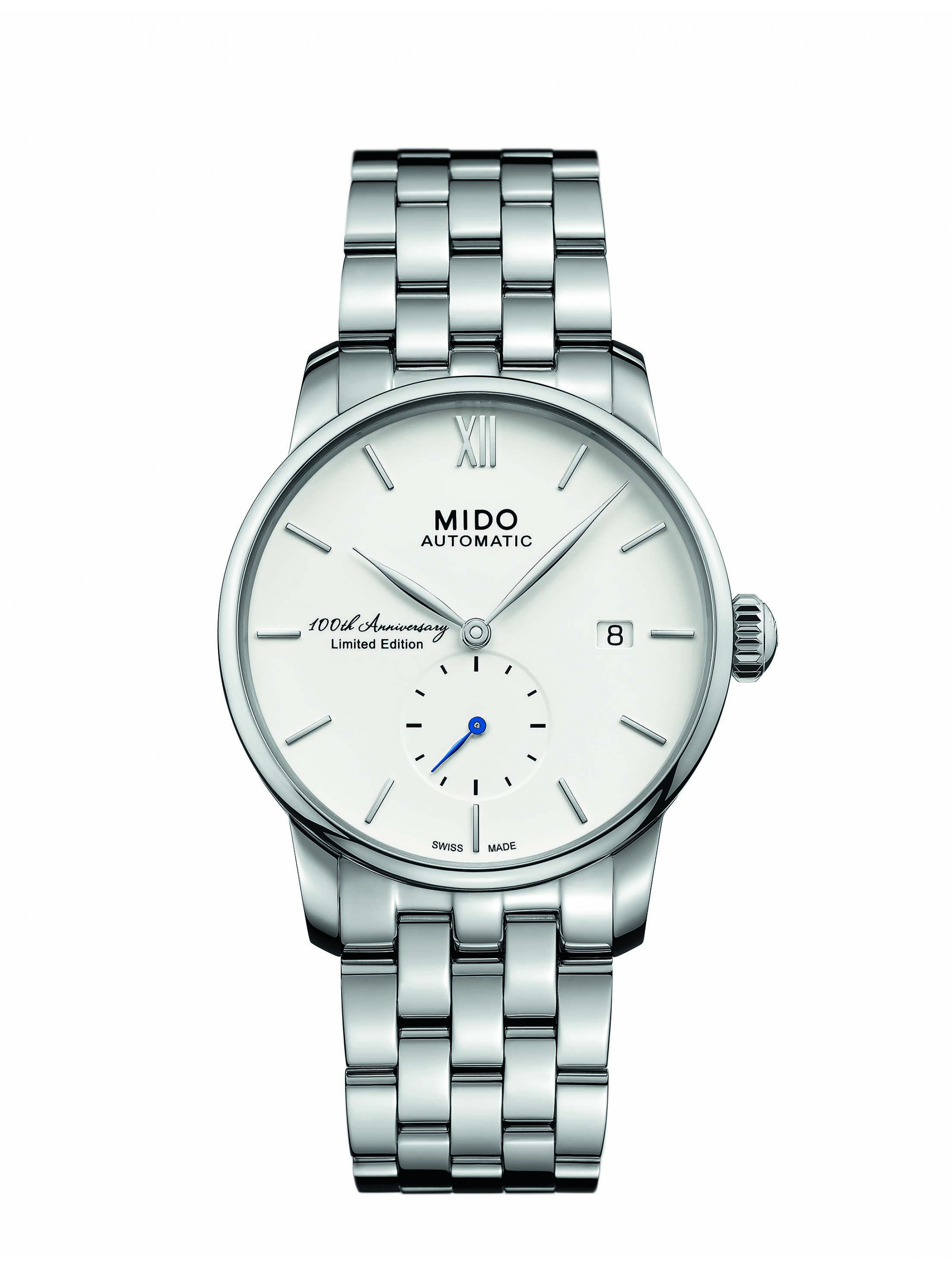 Mido Baroncelli II Gent Limited Edition M8608.4.26.1