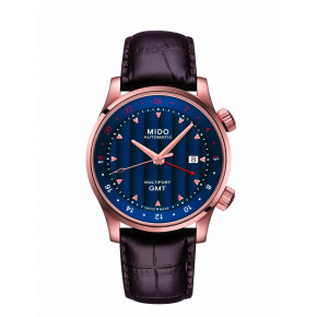 Mido Multifort GMT M005.929.36.041.00