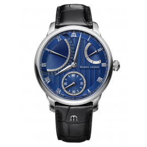 Maurice Lacroix Masterpiece Calendar Retrograde MP6568-SS001-430-1