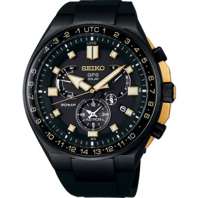 SEIKO Astron GPS Solar Dual Time Executive Sports Line Limited Edition SSE174J1