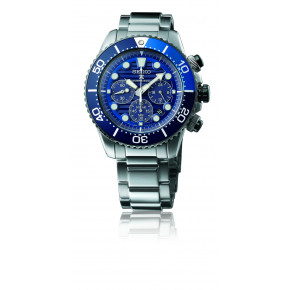 Seiko Divers Chronograph Special Edition SSC675P1