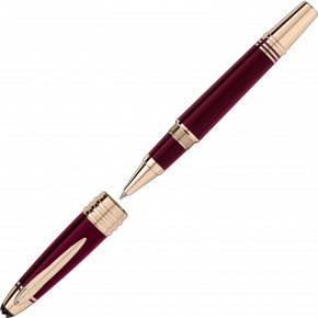 Montblanc John F. Kennedy Special Edition Burgundy Rollerball 118082