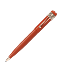 Montblanc Heritage Collection Rouge et Noir Spider Metamorphosis Special Edition Coral Kugelschreiber 118234