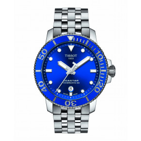 TISSOT Seastar 1000 Powermatic 80 T120.407.11.041.00