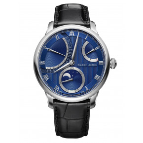 Maurice Lacroix Masterpiece Calendar Retrograde MP6588-SS001-431-1