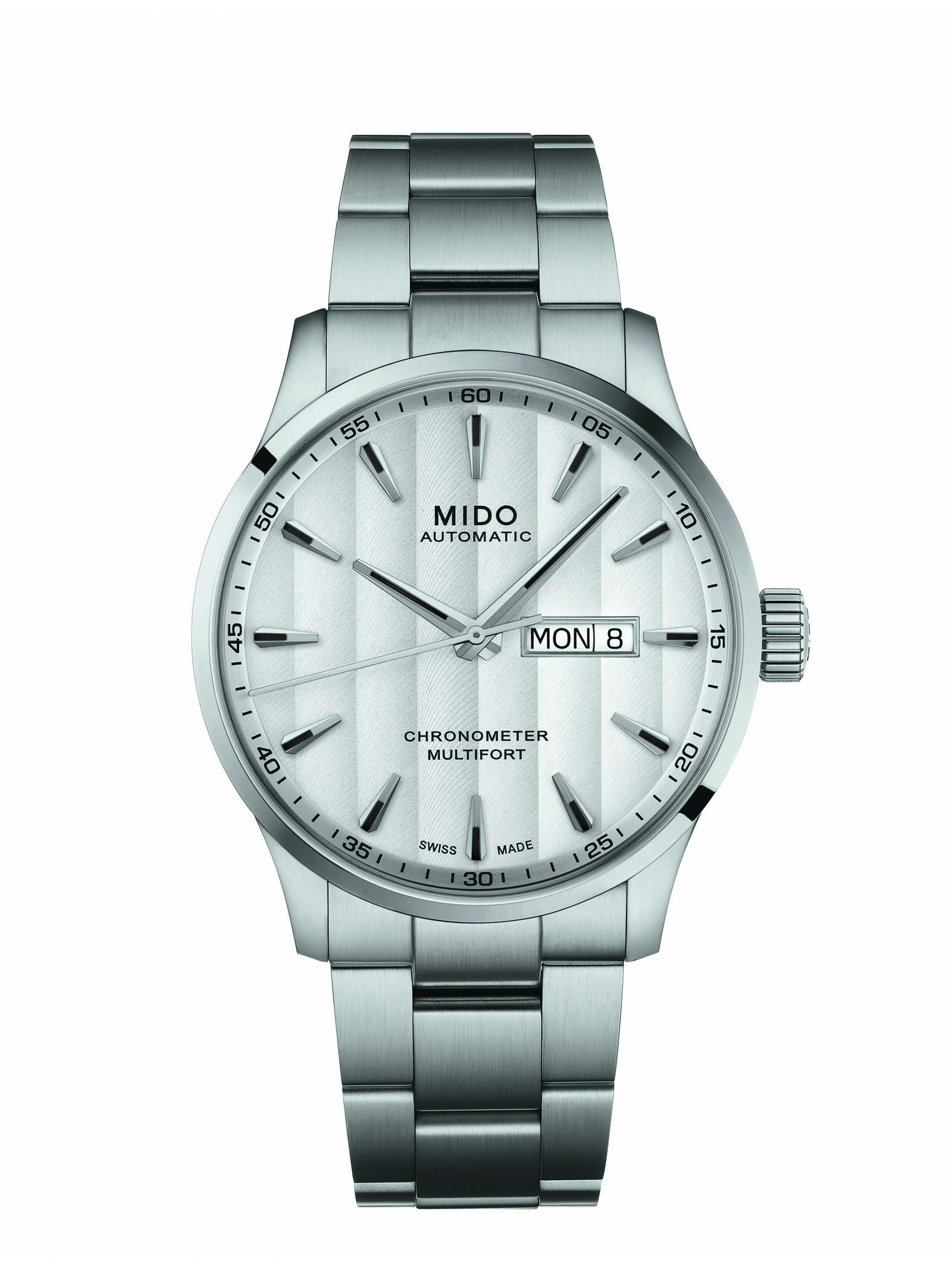 Mido Multifort Chronometer M038.431.11.031.00