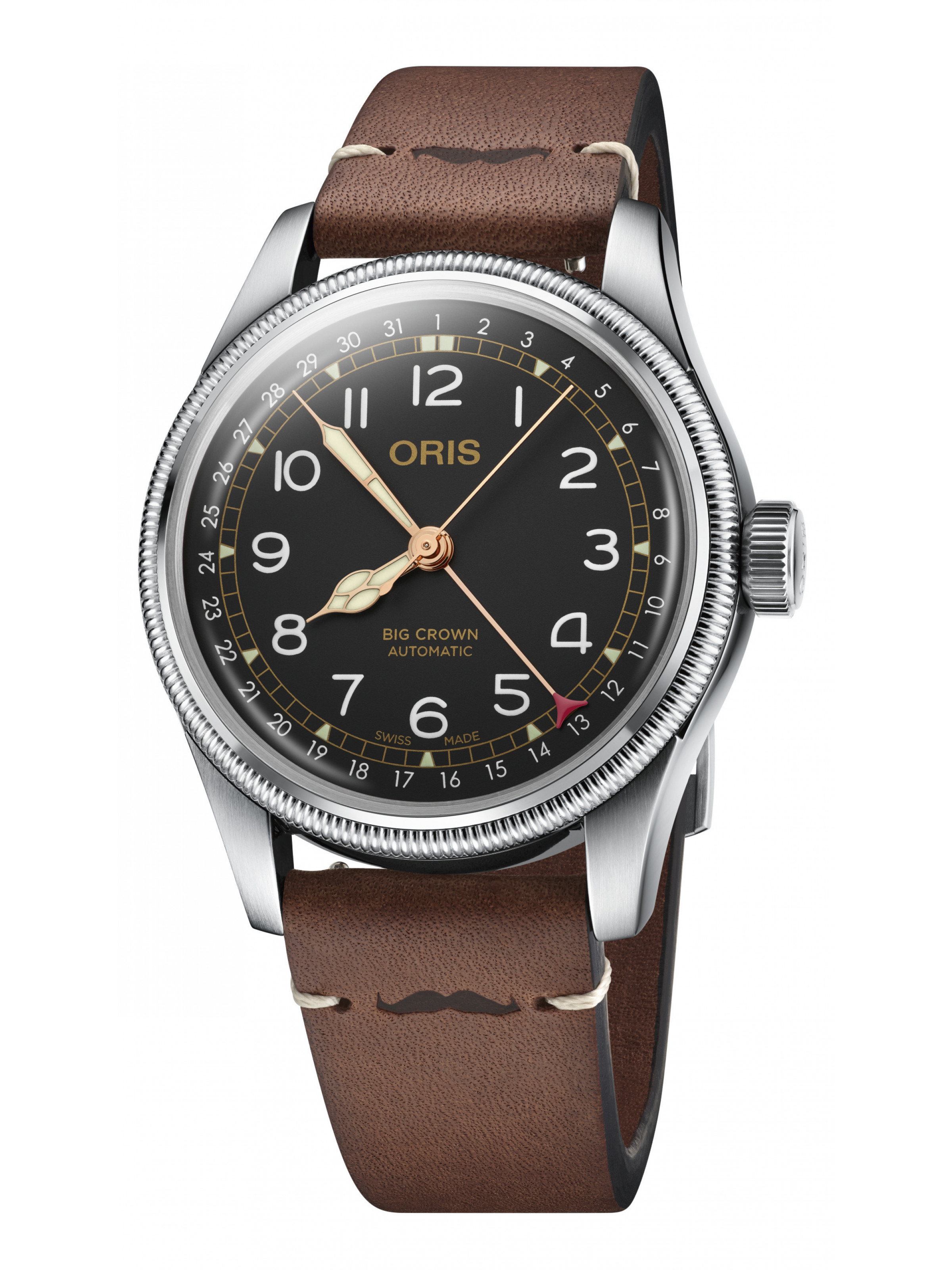 Oris Movember Edition 2018 01 754 7741 4037-Set LS
