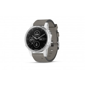 Garmin Fenix 5S Plus Saphir Smartwatch 010-01987-05