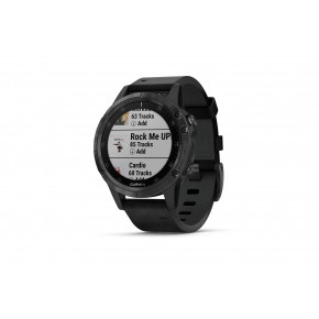 Garmin Fenix 5 Plus Saphir Smartwatch 010-01988-07