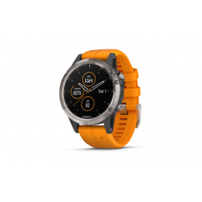 Garmin Fenix 5 Plus Saphir Smartwatch 010-01988-05
