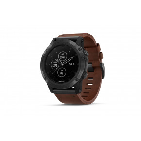 Garmin Fenix 5X Plus Saphir Smartwatch 010-01989-03