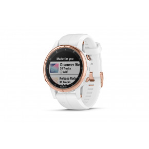 Garmin Fenix 5S Plus Saphir Smartwatch 010-01987-07