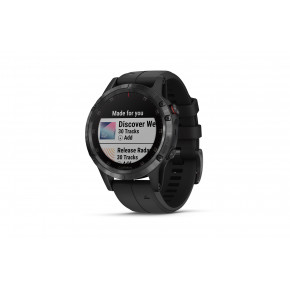Garmin Fenix 5 Plus Saphir Smartwatch 010-01988-01