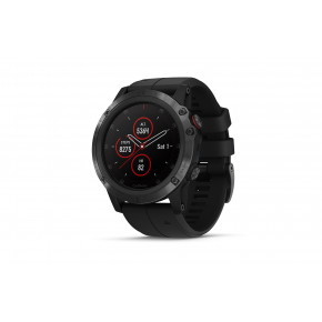 Garmin Fenix 5X Plus Saphir Smartwatch 010-01989-01