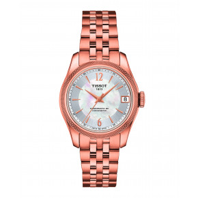 TISSOT Ballade Powermatic 80 Chronometer Lady T108.208.33.117.00