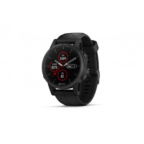 Garmin Fenix 5S Plus Saphir Smartwatch 010-01987-03