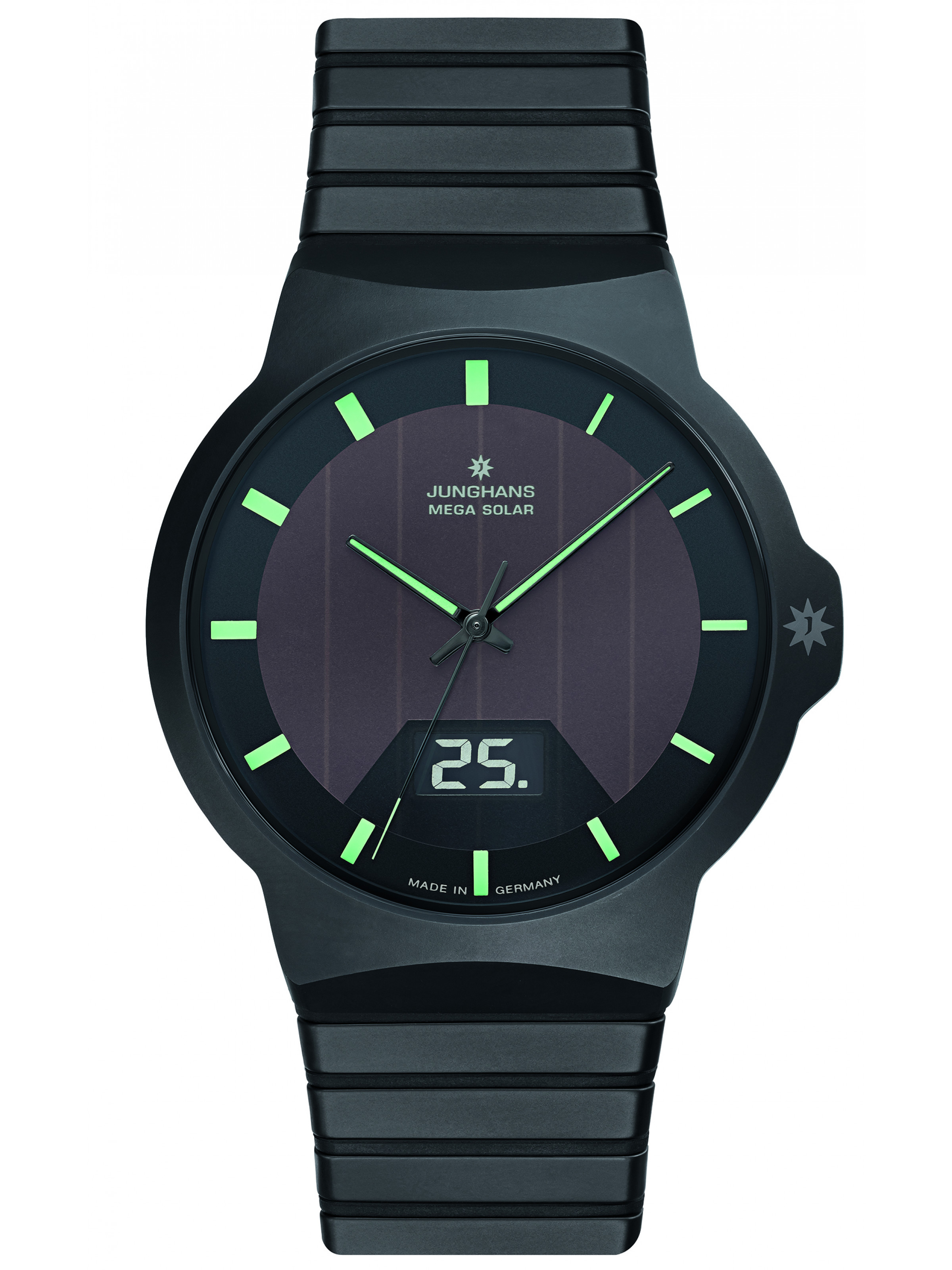 Junghans Force Mega Solar 018/1938.44