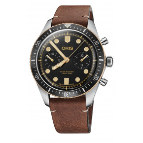 Oris Divers Sixty-Five Chronograph 01 771 7744 4354-07 5 21 45